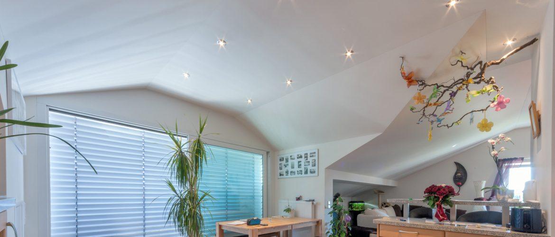 Dachgeschoss mit Trockenbau